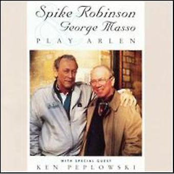 Robinson/Masso - Play Arlen [CD] USA import