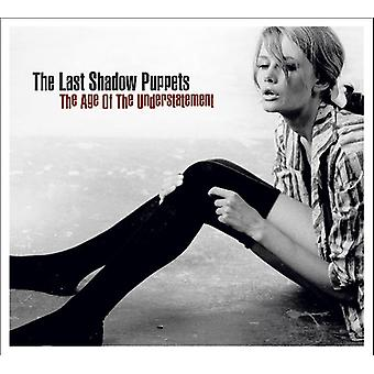 Last Shadow Puppets - Age of the Understatement [CD] USA import