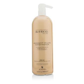 Alterna Bamboo Volume Abundant Volume Conditioner (for Strong Thick Full-bodied Hair) - 1000ml/33.8oz
