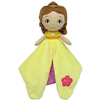 Disney Princess Belle Blanky Plush, 12