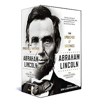 The Speeches & Writings Of� Abraham Lincoln: A Library� of America Boxed Set