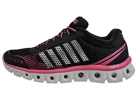 K Swiss Tubes X Lite Memory Foam Women's Black / Pink