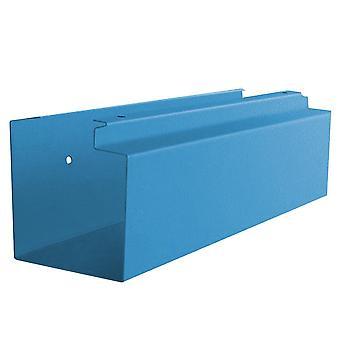 RADIUS-krant rollen blauwe vierkante Letterman 505-l-blauw