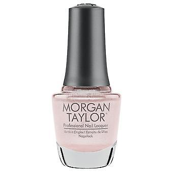 Morgan Taylor versierd met diamanten luxe glad lang blijvende nagellak