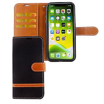 Apple iPhone 11 Pro Phone Case Protective Case Case Cover Card Case Case Black