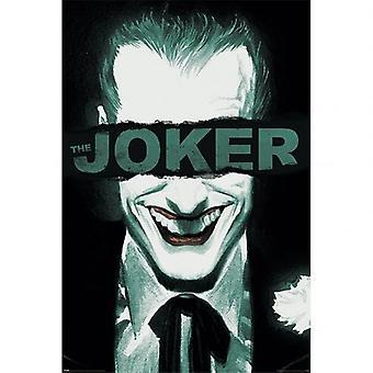 The Joker Poster Happy Face 110