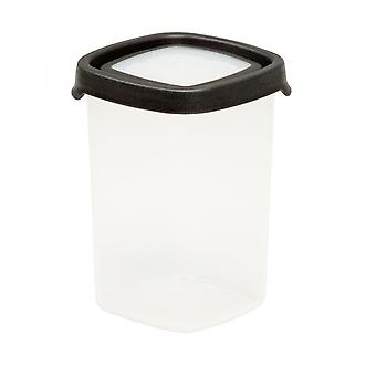 Wham Storage 3.03 Seal It 980ml Tall Square Airtight Plastic Food Box