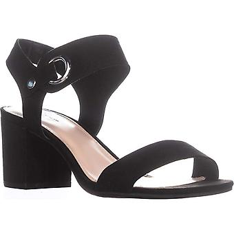 B35 Birdie2 Block Heel Slingback Sandals, Black