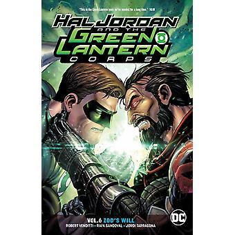 Hal Jordan and the Green Lantern Corps Volume 6 by Robert Venditti