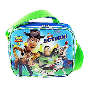 Lunch Bag - Disney - Toy Story 4 Takin Action New 003098-2