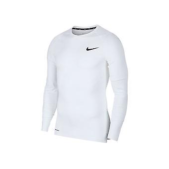 Nike Pro Top Compression Crew BV5588100 koulutus ympäri vuoden miesten t-paita