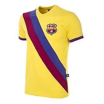FC Barcelona Away Retro Football Shirt   1978/79 Season   XL