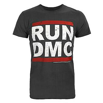 Amplified Run DMC Logo Men's T-Shirt