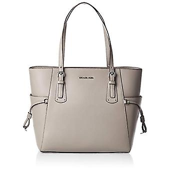 Michael Kors Voyager  Donna Borsa Tote Grigio (Pearl Grey) 15x37x29 Centimeters (B x H x T)