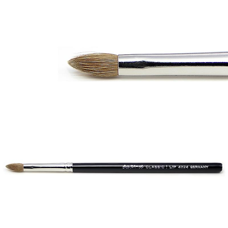 Lip Liner brush with Russian red sable hair 4324
