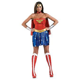 Sexy Wonder Woman Adult Costume