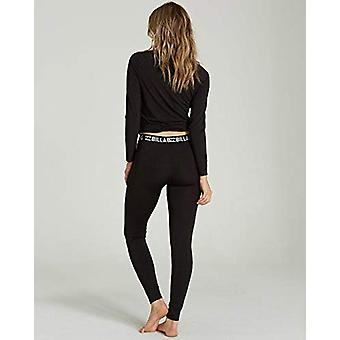 Billabong Women's Warm Up Tech Under Layer Pants Black Large