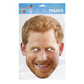 Bristol nyhet menns Prince Harry kort maske