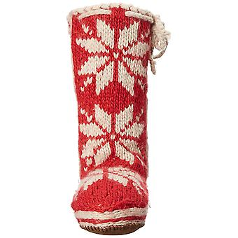 Woolrich Womens Chalet Sock Closed Toe Pull On Slippers