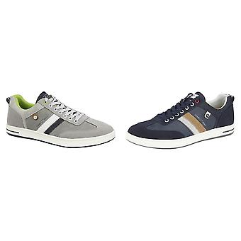 Route 21 Mens 7-Eye Casual Trainers