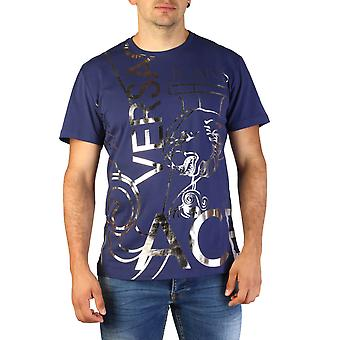 Versace Jeans Original Men Spring/Summer T-Shirt - Blue Color 35012