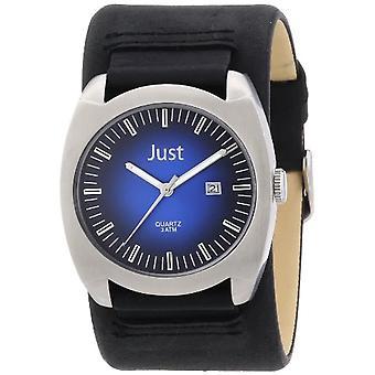 Just Watches 48-S1992-BL-BK-man watch