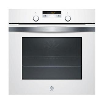 Pyrolytic oven balay 3hb5848b0 71 l aqualisis 3600w white