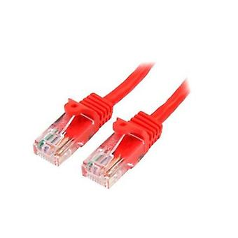 Startech 10M Red Snagless Cat5E Patch Cable