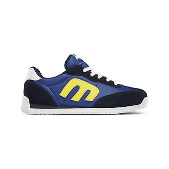 Etnies Lo-Cut CB Trainers in Navy/Blue