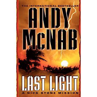 Last Light A Nick Stone Mission par McNab et Andy