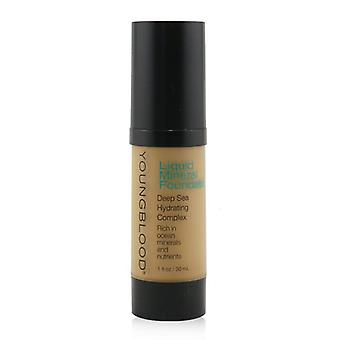 Liquid Mineral Foundation - Nutmeg - 30ml/1oz