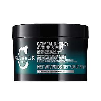 Nourrir masque de cheveux Catwalk Flocon et Honey Tigi (200 ml)