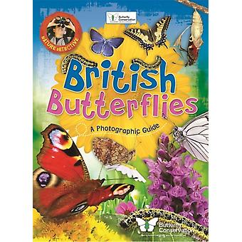 Nature Detective British Butterflies by Victoria Munson
