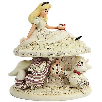Disney Traditions Whimsy And Wonder Alice Figurine