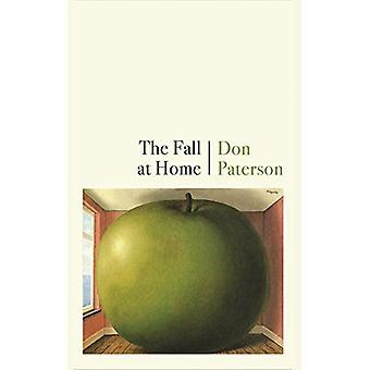 Faldet i hjemmet - Nye og indsamlede Aforisms af Don Paterson - 97805