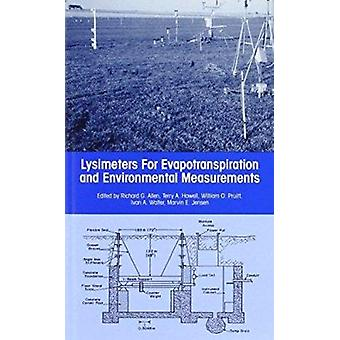 Lysimeters for Evapotranspiration and Environmental Measurements - Pro