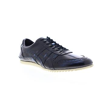 Onitsuka Tiger Ultimate Trainer Mens Black Lifestyle Sneakers Shoes