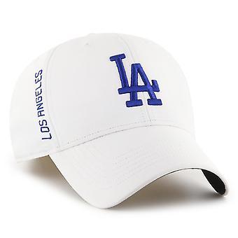 47 العلامة التجارية قابل للتعديل كاب - الزخم لوس انجليس المراوغون الأبيض