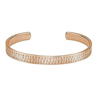 LIEBESKIND BERLIN FINENECKLACEBRACELETANKLET - Wrist Jewel - stainless steel - 5.8 centimeters null null null