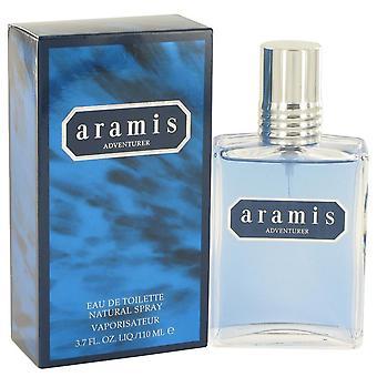 Aramis Adventurer Eau De Toilette Spray By Aramis 3.7 oz Eau De Toilette Spray