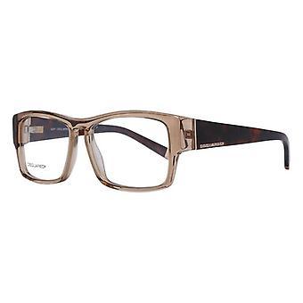 """מסגרת משקפי גברים Dsquared2 DQ5050-045-54 חום (Ø 54 מ""""מ) (ø 54 מ""""מ)"""
