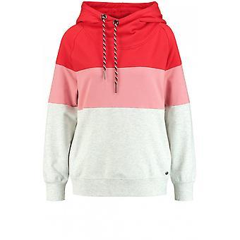 Taifun Block Design Sweatshirt