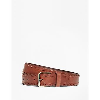 Brooks Brothers Women's Leather Belt