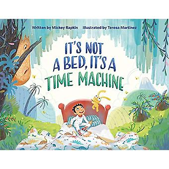 It's Not a Bed - it's a Time Machine by Mickey Rapkin - 9781250167620