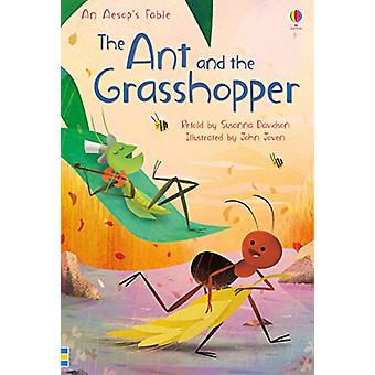 The Ant and the Grasshopper by Susanna Davidson - 9781474956567 Book