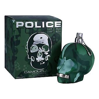 Policja - To Be Camouflage Special Edition - Eau De Toilette - 125ML