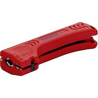 Knipex 16 90 130 SB kabel stripper egnet til rund ledning, våde rum kabler 8 op til 13 mm 1,5 op til 2,5 mm ²
