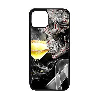 الجمجمة الشراب iPhone 11 Shells
