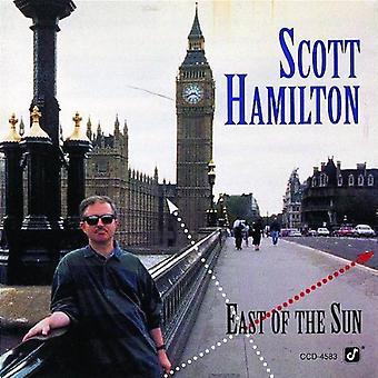 Scott Hamilton - East of the Sun [CD] USA import