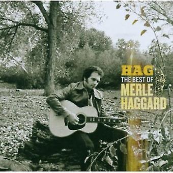 Merle Haggard - Hag: Beste van Merle Haggard [CD] USA import